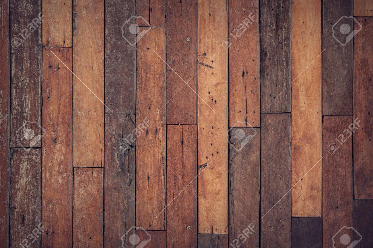 Multi Colored Wood Floor Plank Sample