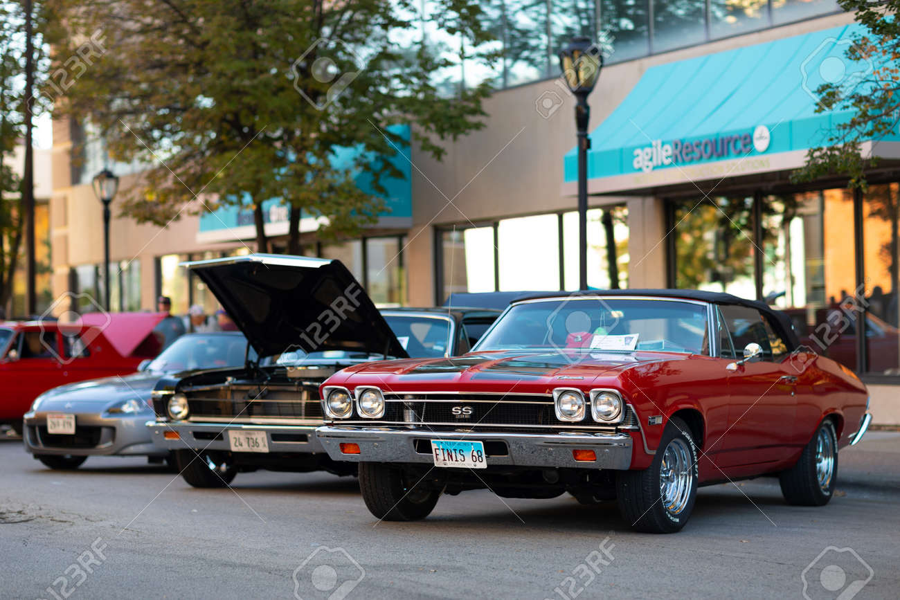 2018 Chevelle Ss >> Springfield Illinois Usa September 22 2018 The Route 66