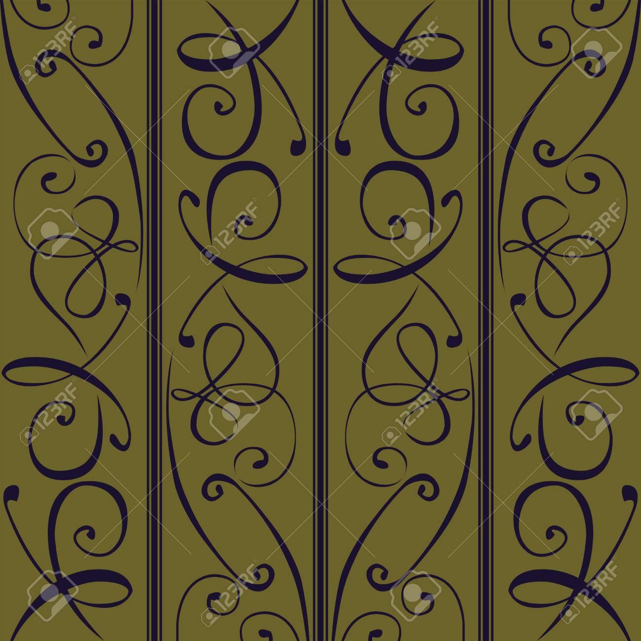 paris foliage, abstract texture, art illustration Stock Vector - 7097403