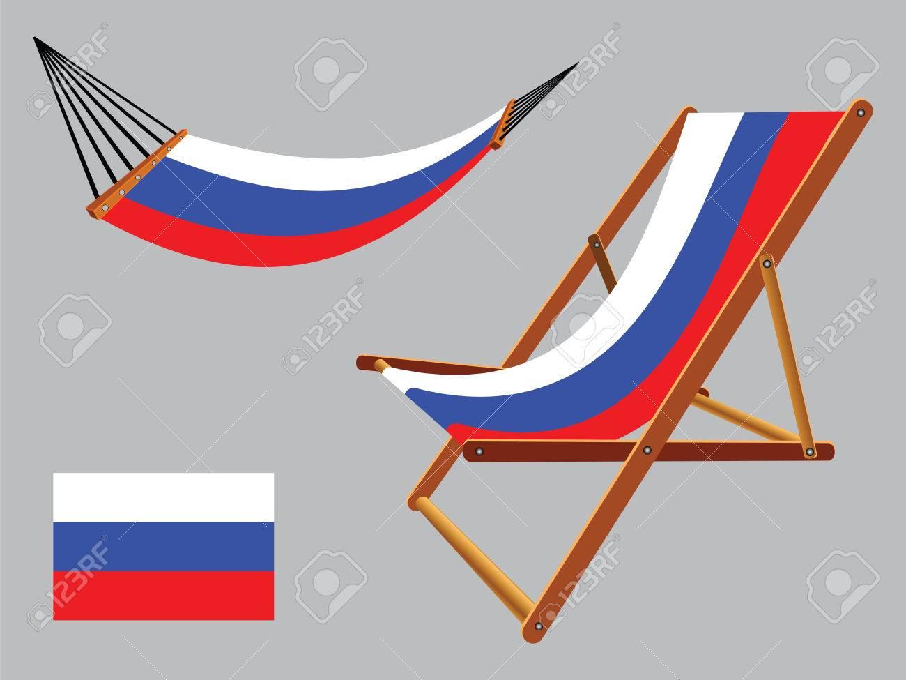 Vectorielle Et Longue Russe Abstrait Un Fédération La Chaise Art Hamac De GrisIllustration Fond oWrBdCxe