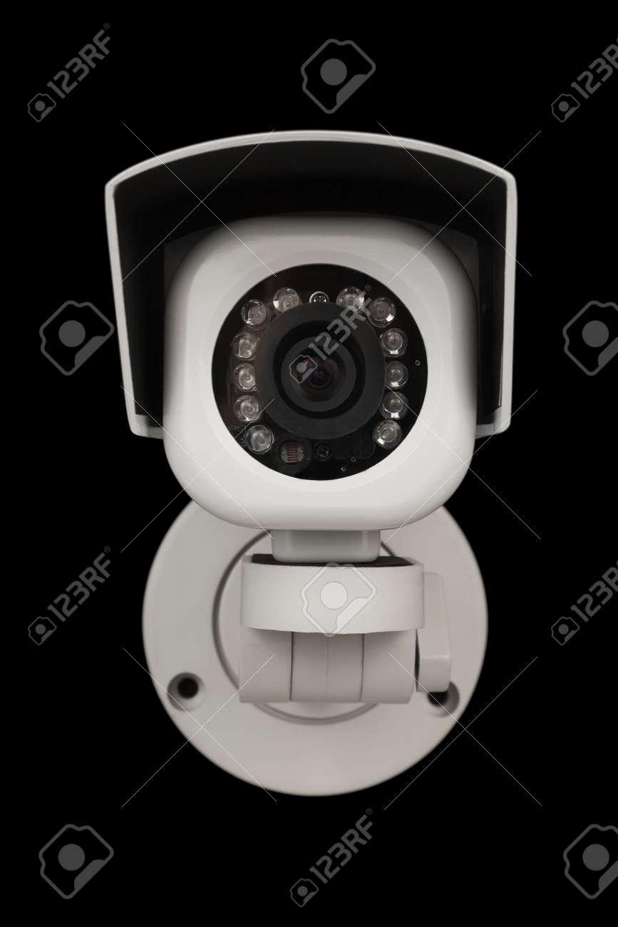 CCTV security digital camera Stock Photo - 3675527