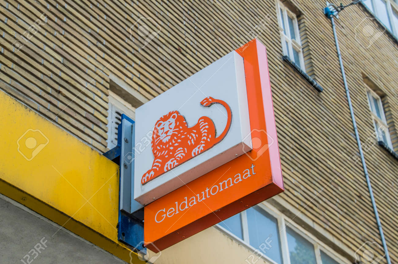 Ing Kantoor Amsterdam : Billboard from the ing bank amsterdam east the netherlands 2018