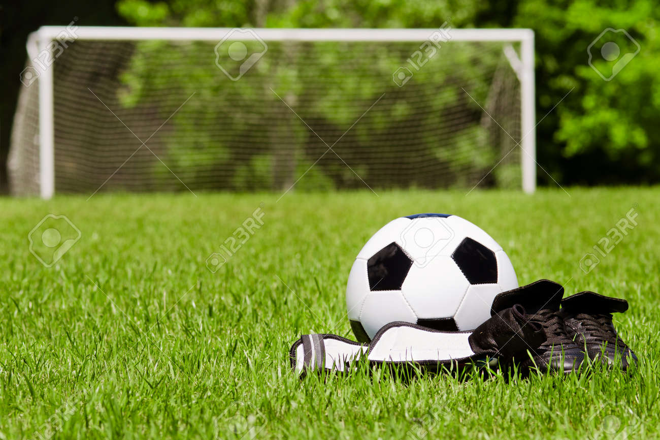 Child Sports Concept With Soccer Ball 3d167c8ac323