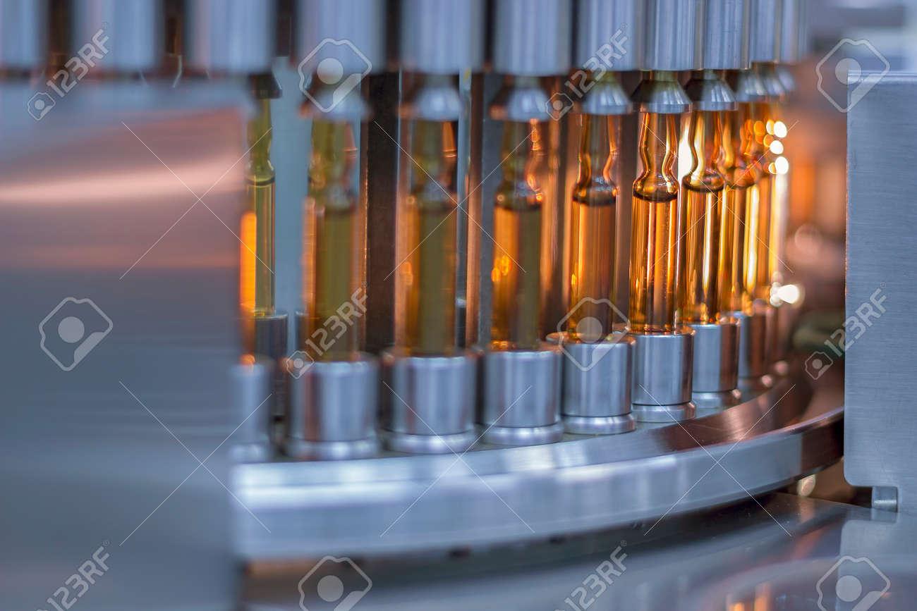 Pharmaceutical Optical Ampule / Vial Inspection Machine - 71049943