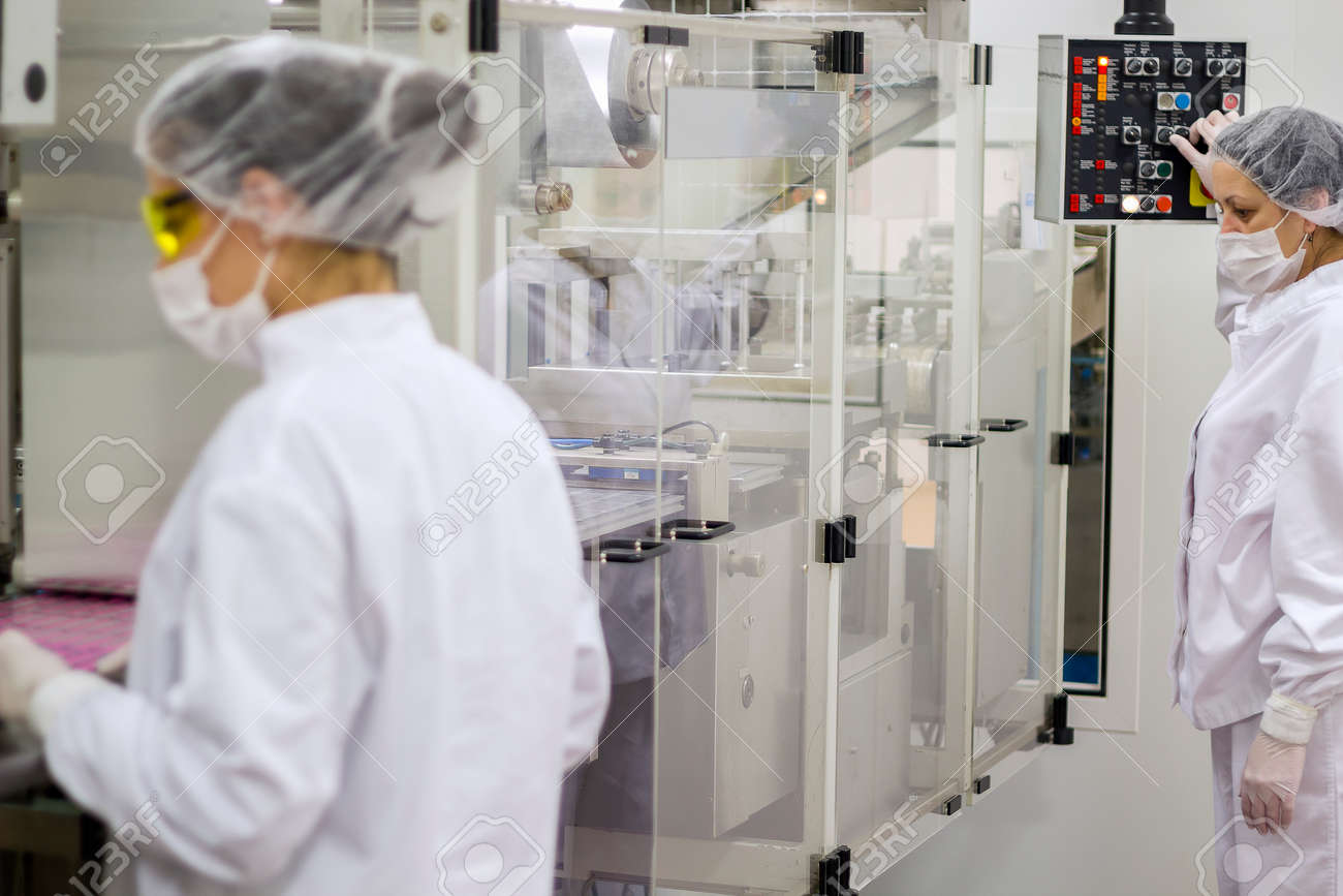 Pharmaceutical Production Line Workers - 81117165