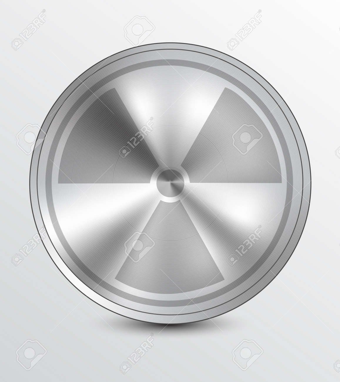 Nuclear icon Stock Vector - 21059820