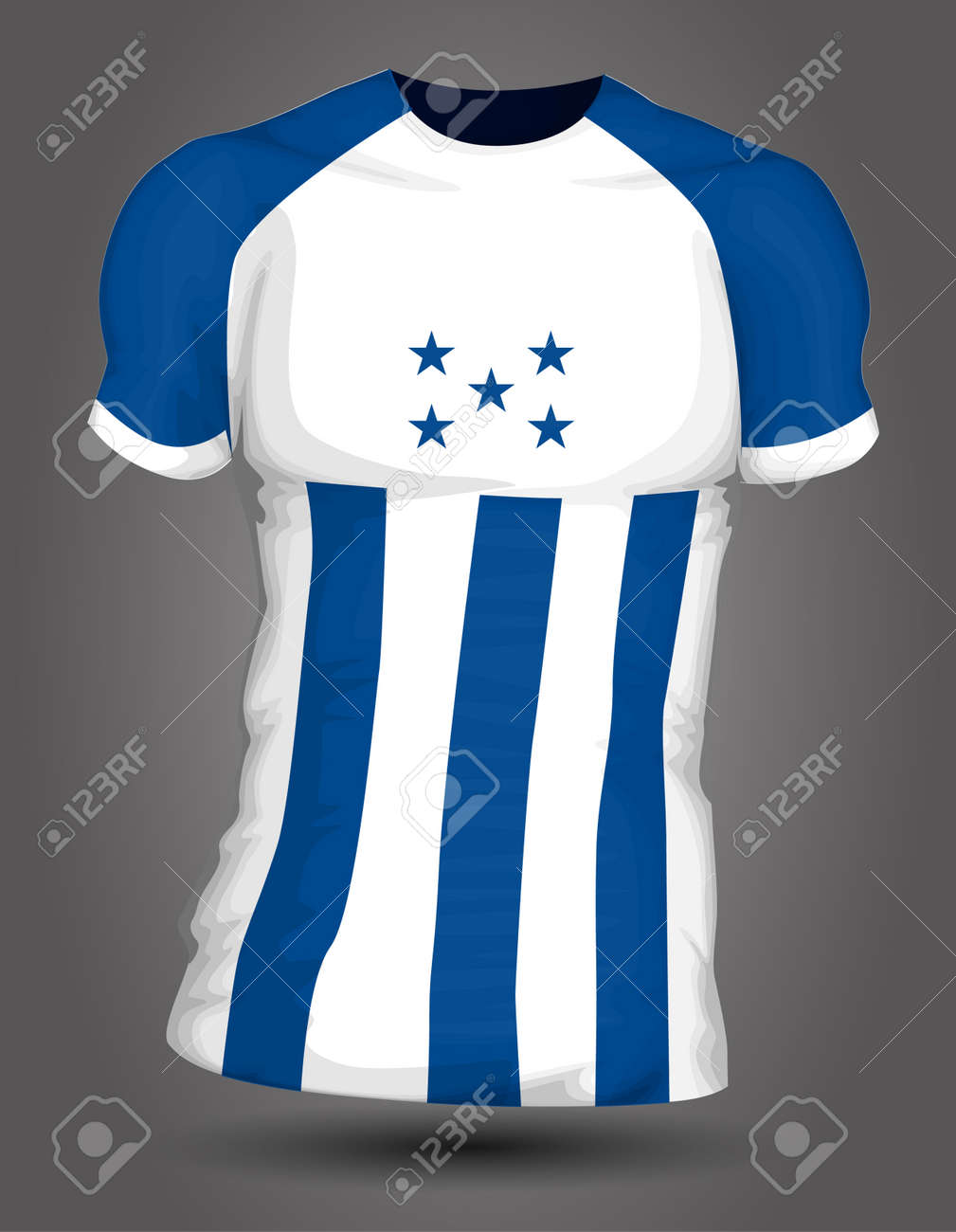 sports shoes 81270 14f82 Honduras soccer jersey