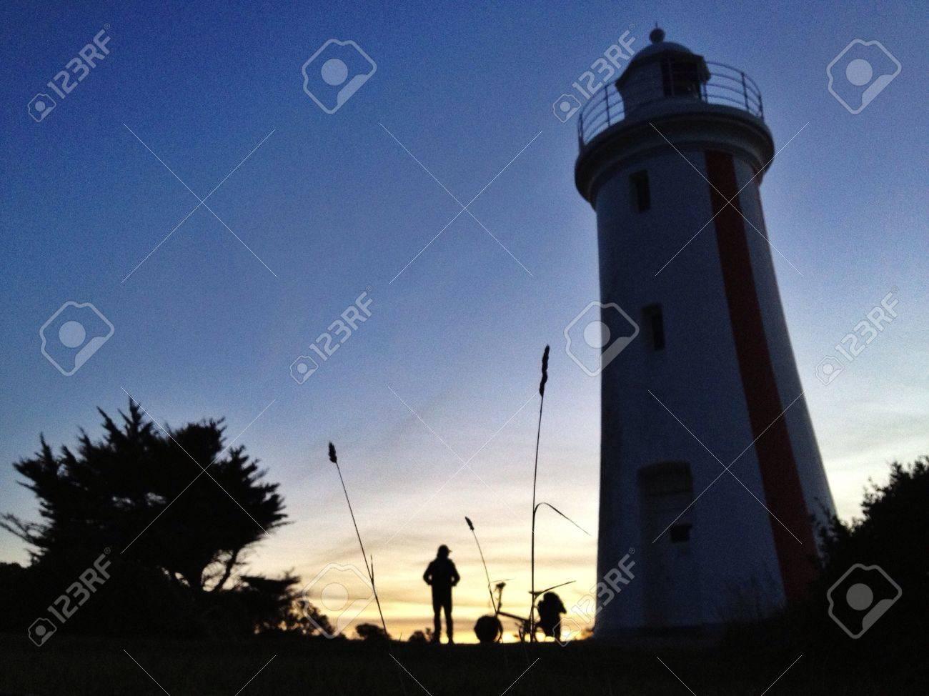 Lighthouse of Devonport, Tasmania