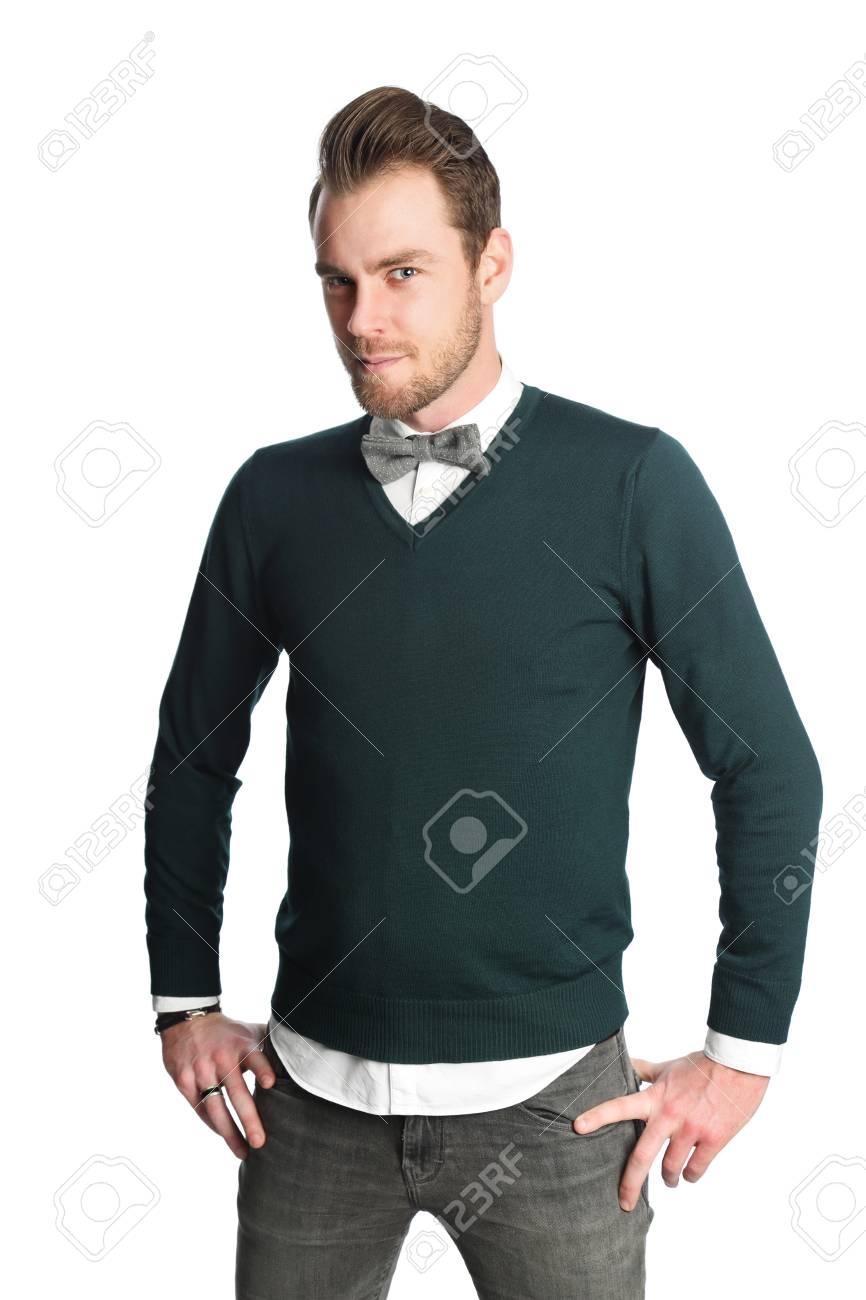 à Et Chemise La De Une La L homme à Porter Avec Mode Blanche Mode Un  qawf16aZI 3356a15d9f8