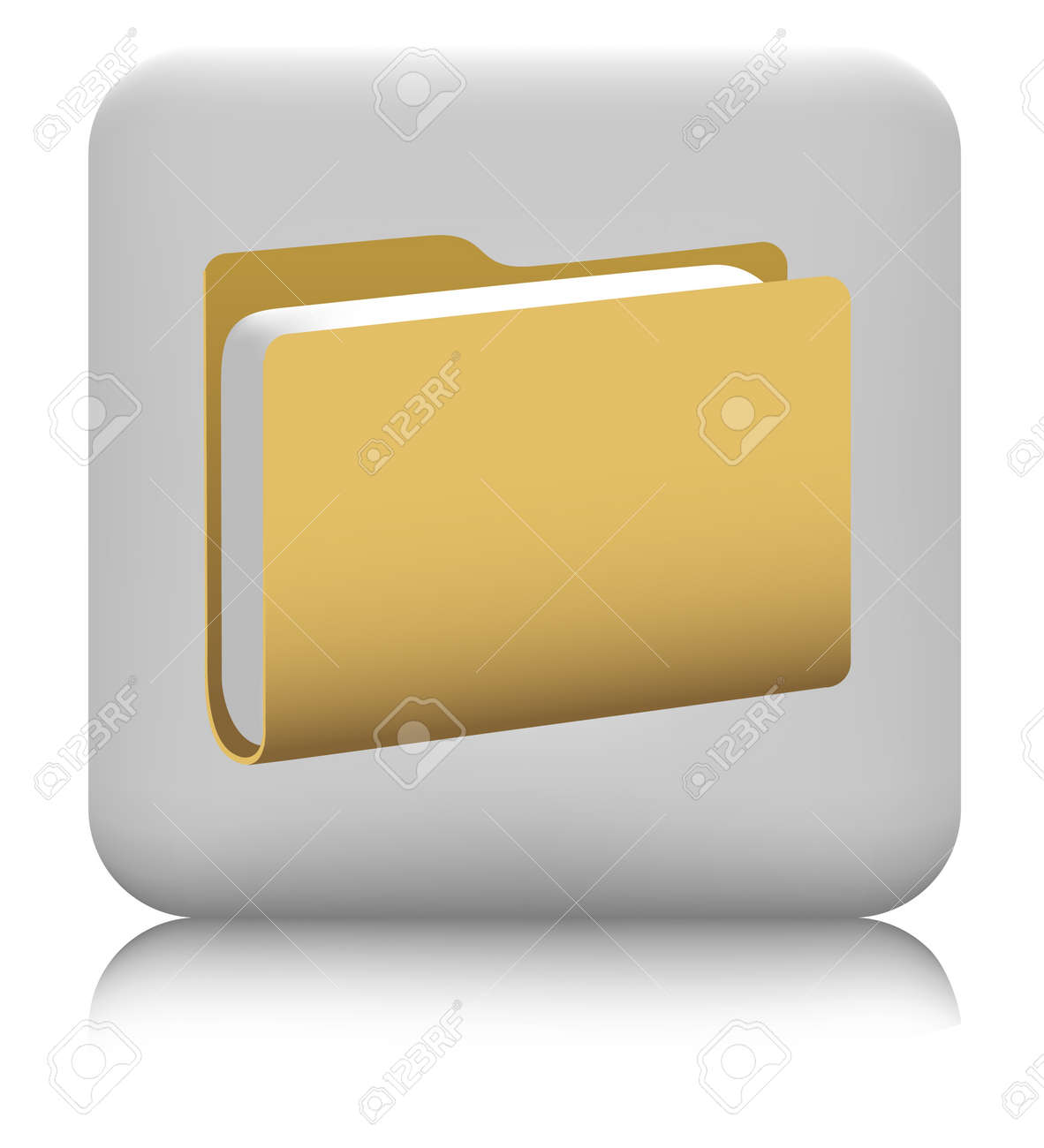 Vector folder Stock Vector - 7233163
