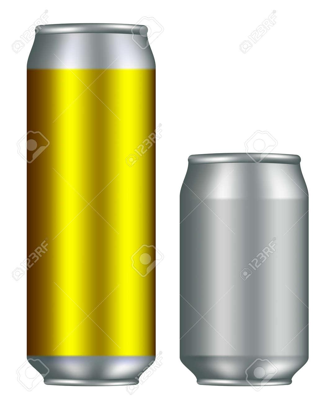Realistische Kanister Für Kalte Getränke Lizenzfrei Nutzbare ...
