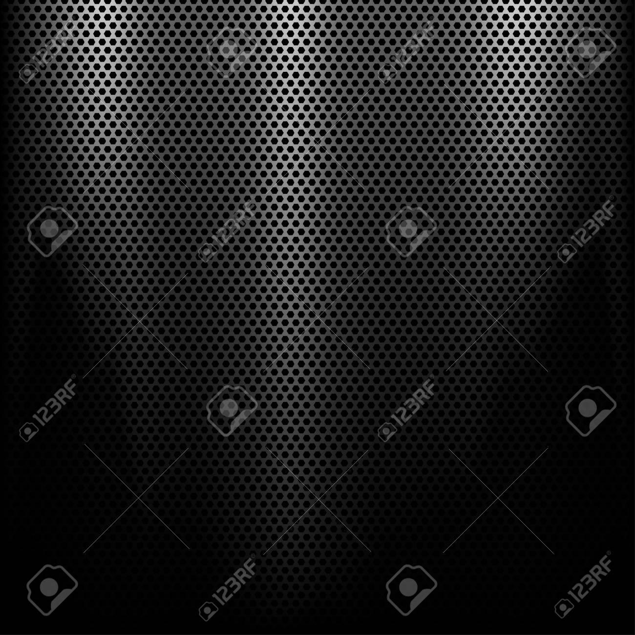 Metal Background Stock Vector - 14754029