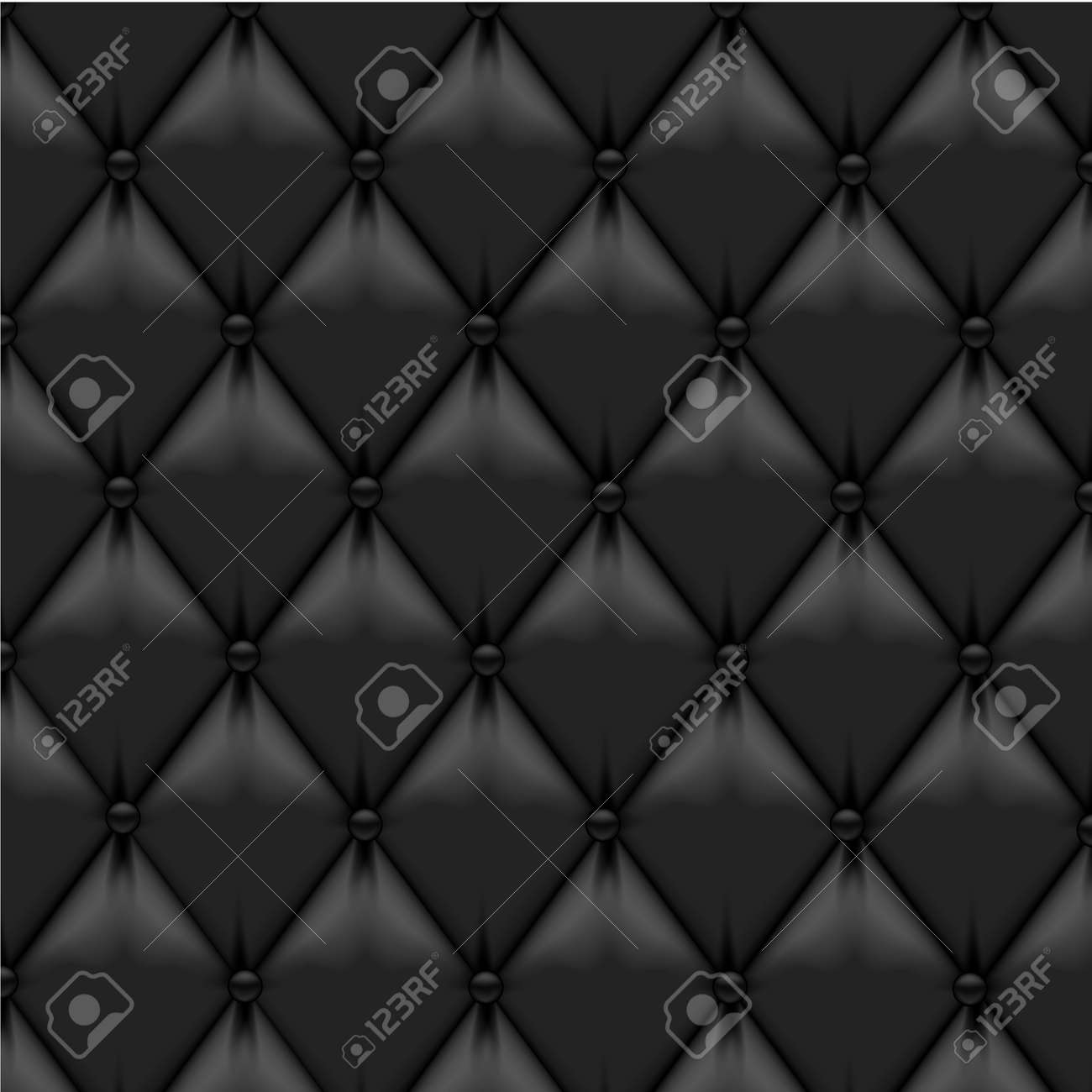 Leather Upholstery Background Stock Vector - 17604477