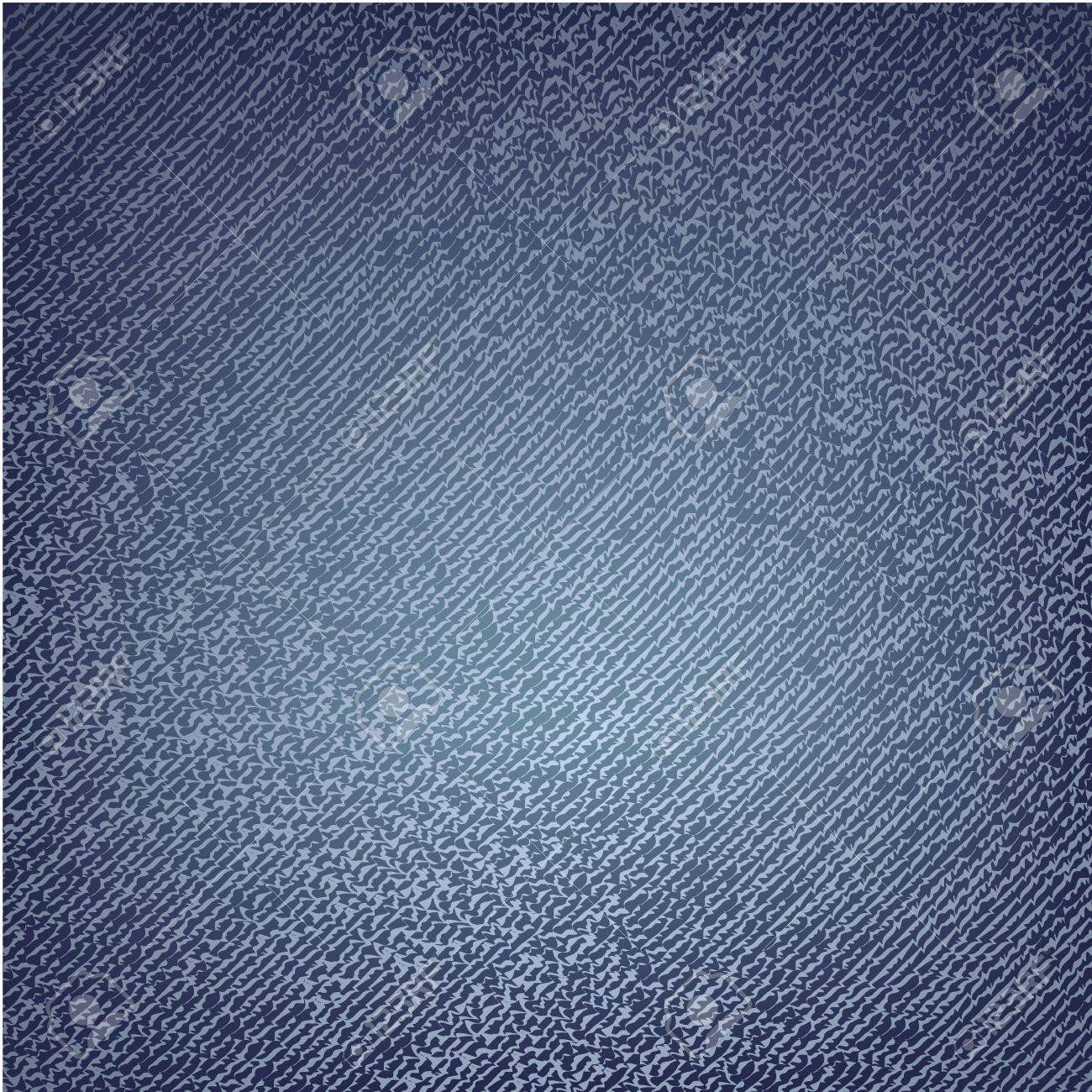 Jeans Texture Stock Vector - 18230872