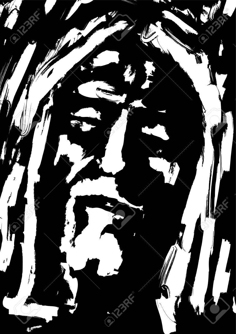 Jesus Stock Vector - 10681181