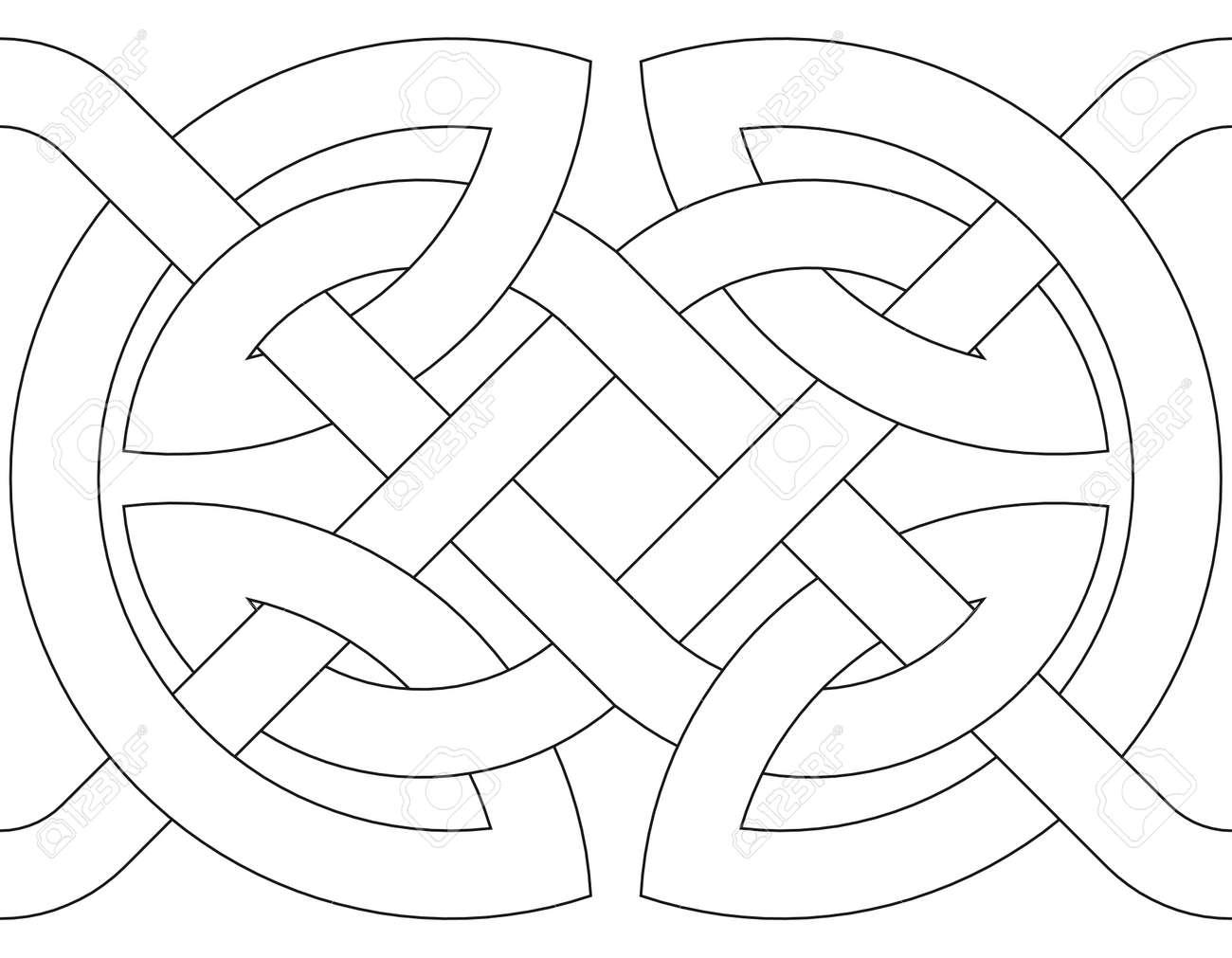 frame geometry Stock Vector - 10665268