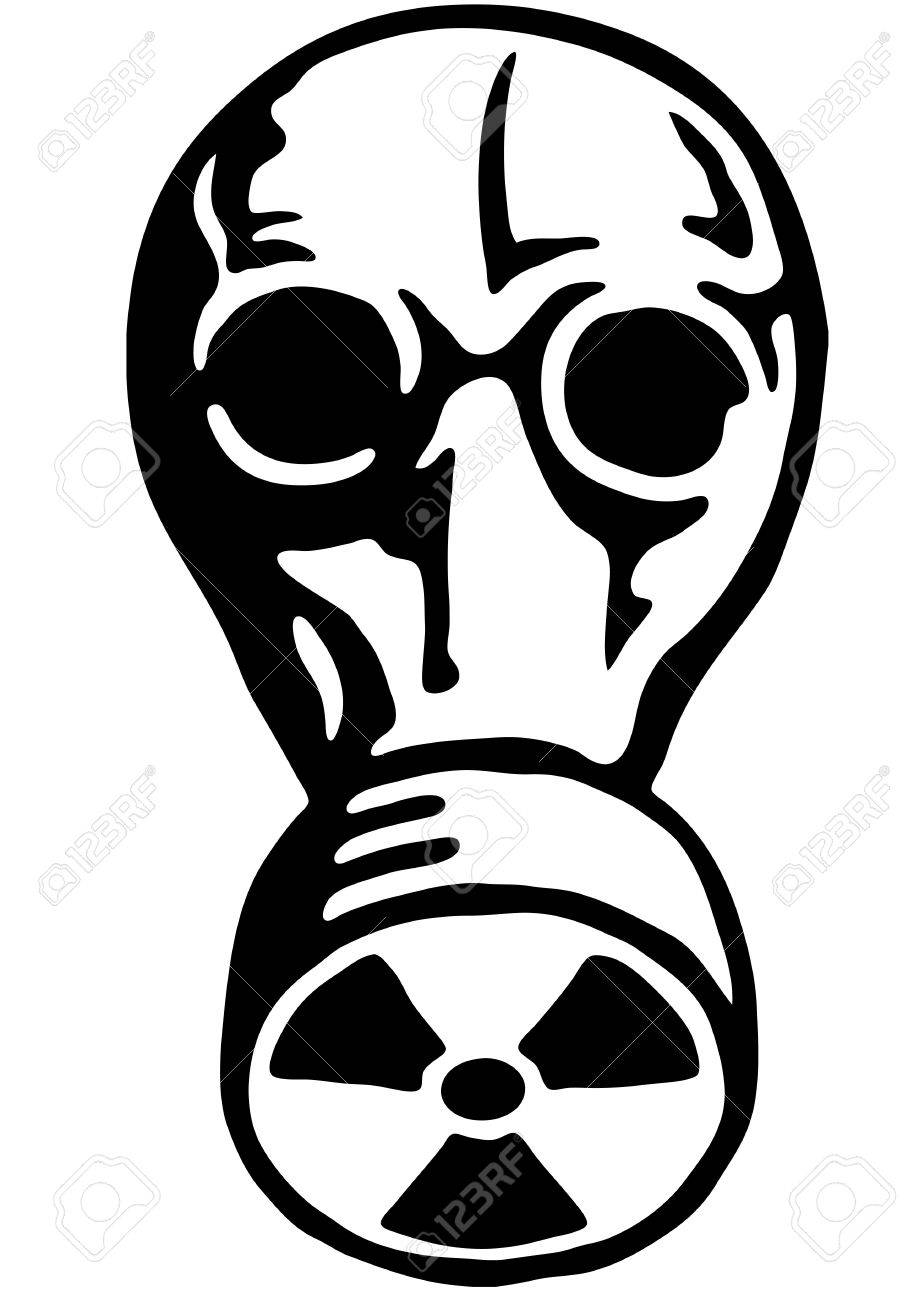 Nuclear nightmare Stock Vector - 10691776