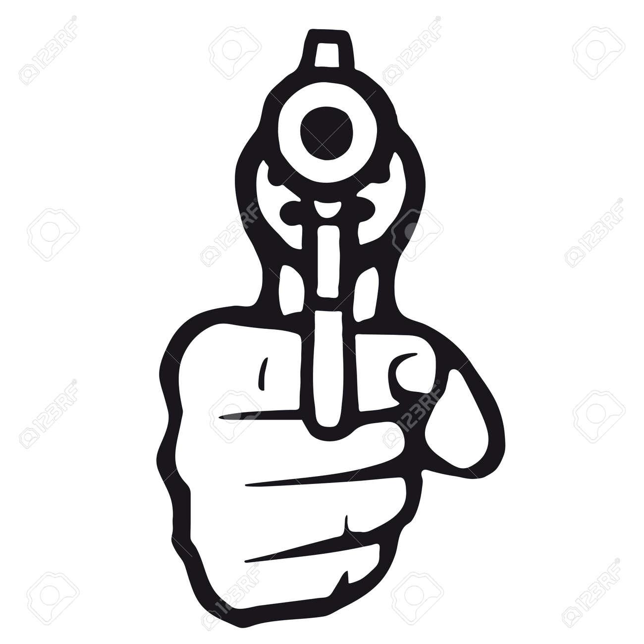gun Stock Vector - 10726103