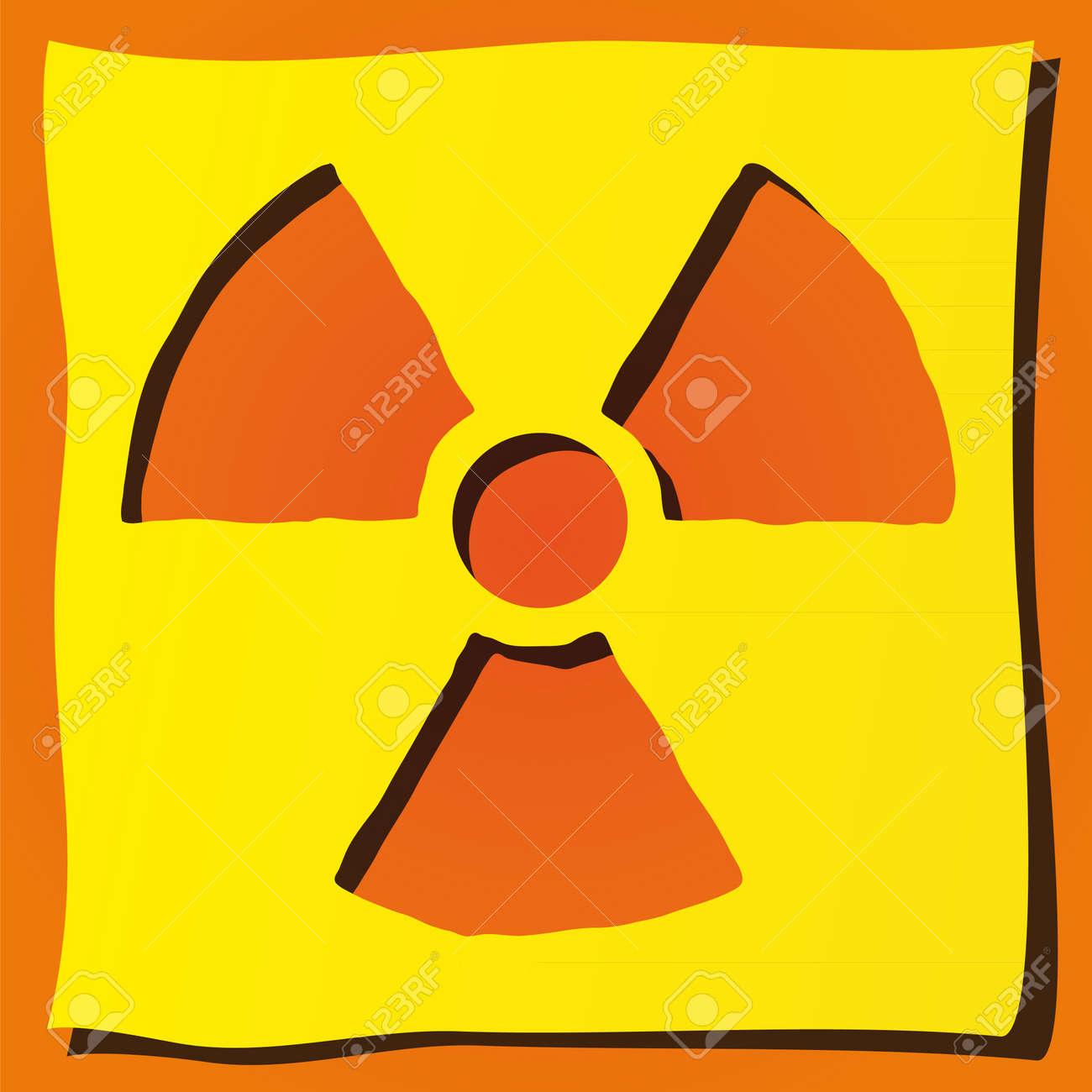 Radioactive symbol royalty free cliparts vectors and stock radioactive symbol stock vector 10736893 buycottarizona