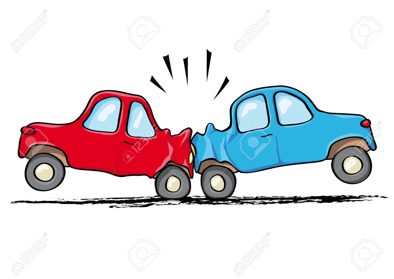 Car Accident Royalty Free Cliparts, Vectors, And Stock ...