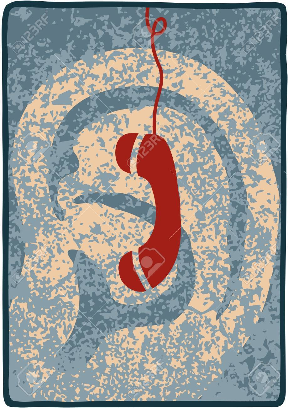 phone Stock Vector - 17923885