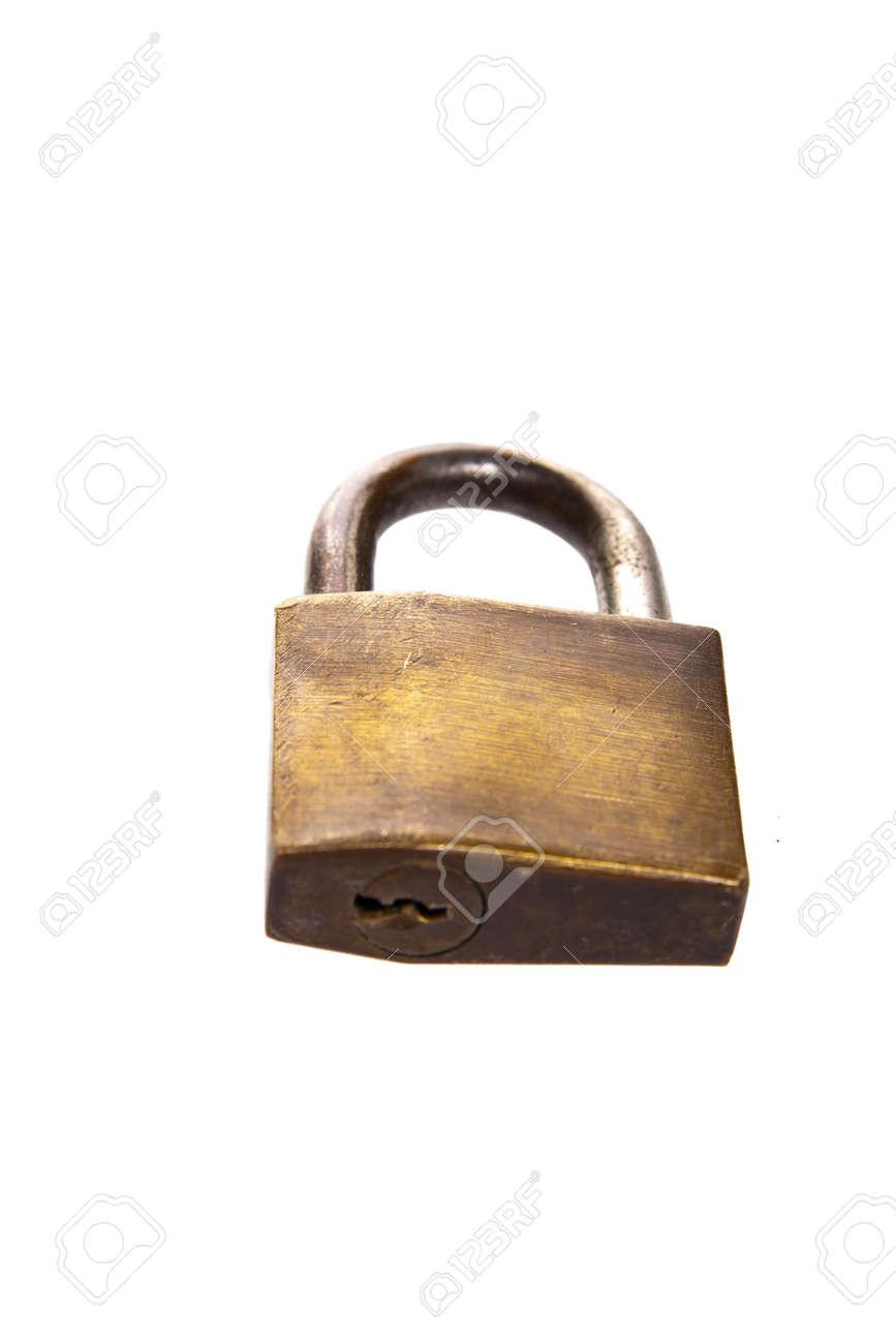 padlock Stock Photo - 8699912