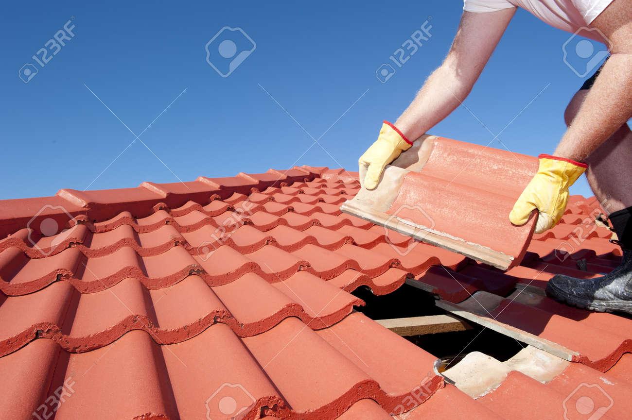 Roof repair 39