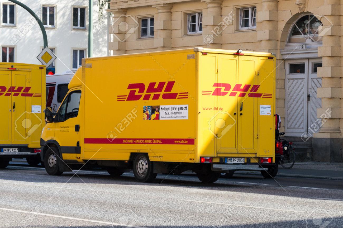www dhl de