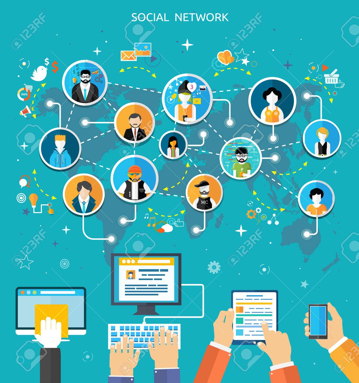 social network social network