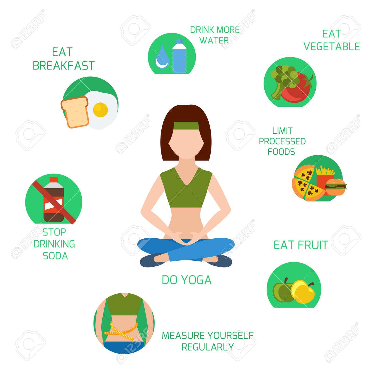 Consejos para bajar d peso