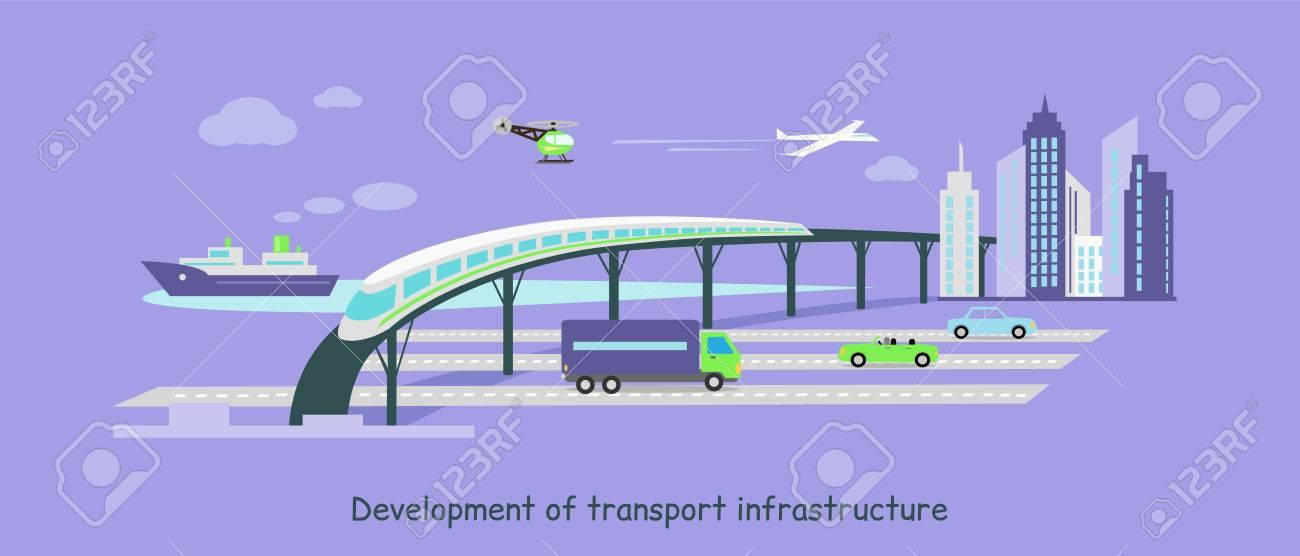 Resultado de imagen para desarrollo + transporte