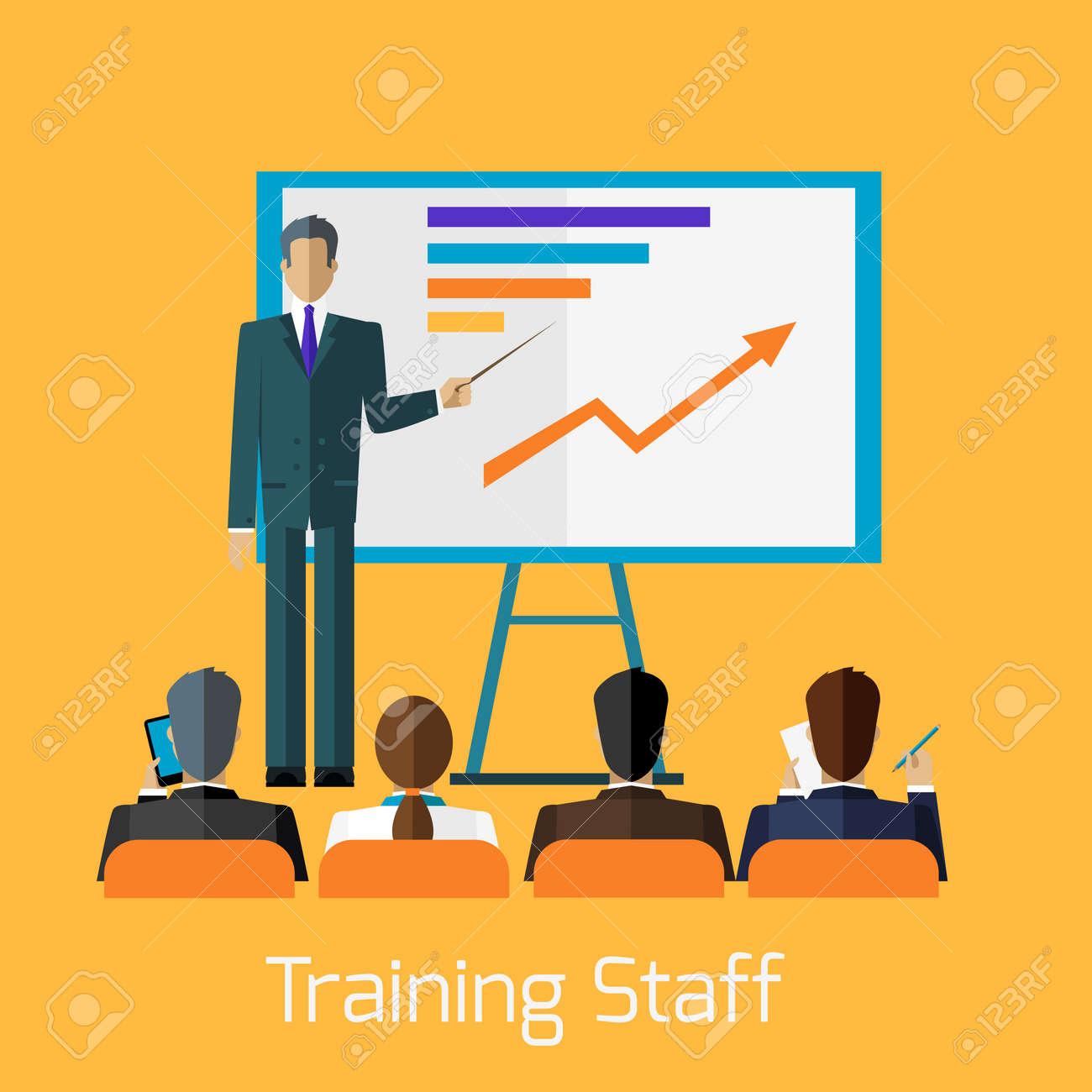 Training Staff Briefing Presentation. Staff Meeting, Staffing ...