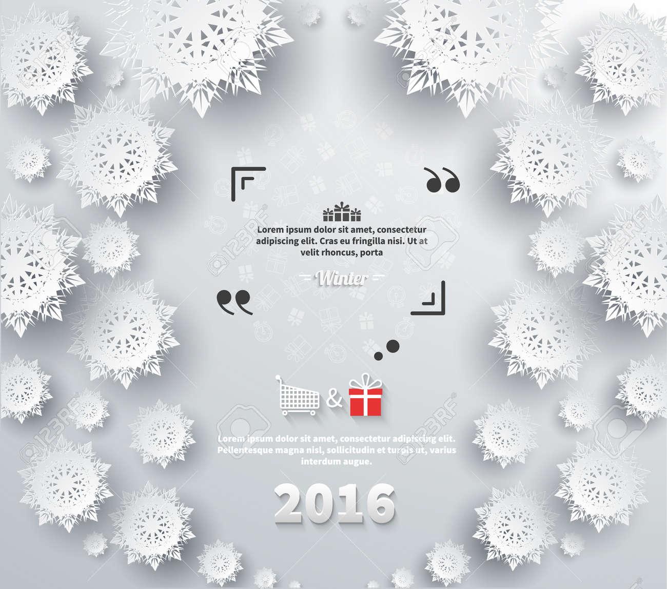 Snowflakes Fond Pour L Hiver Et La Nouvelle Année Le Thème De Noël Neige Noël Flocon De Neige Fond Flocon De Neige L Hiver 2016 Citation Bulle