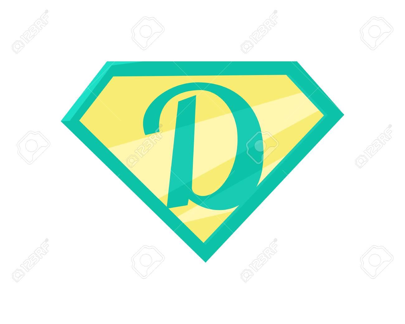 Father Superhero Symbol Super Dad Icon Super Dad Shield In