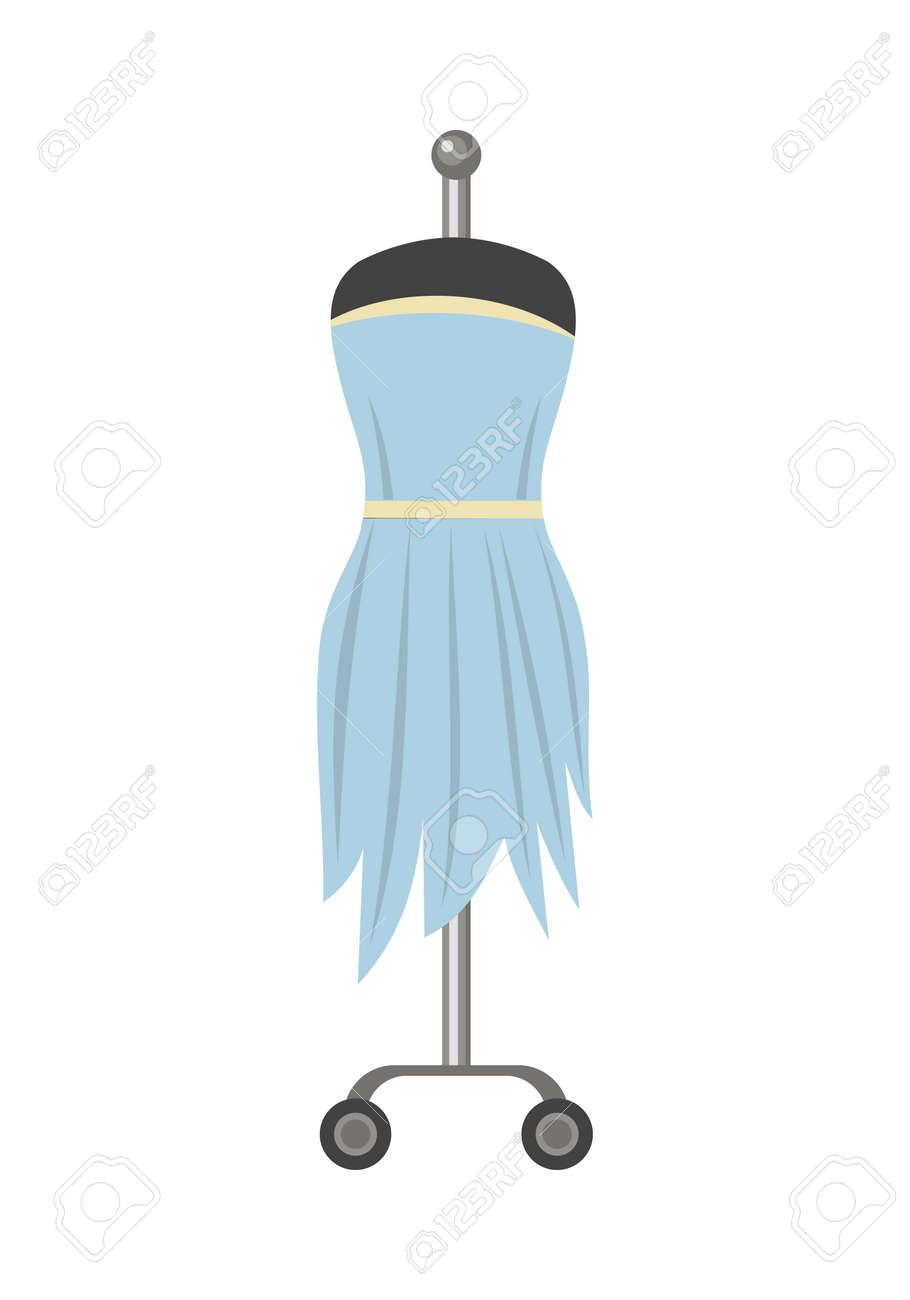 Schone hellblaue kleider