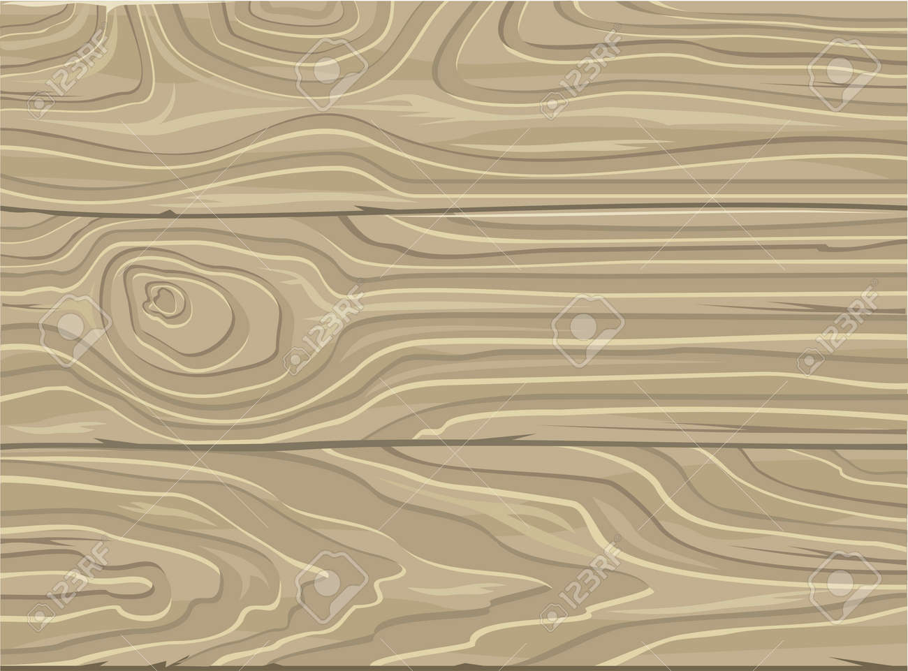 Natural Wooden Background. Wood Texture. Striped Timber Desk Wooden Grain  Plank. Grey Boards