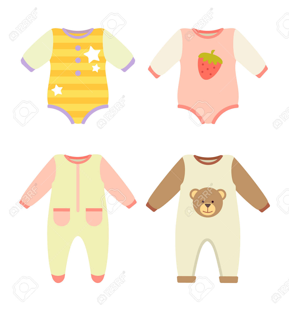ad3f8458e971 Baby Clothes Jumpers Set