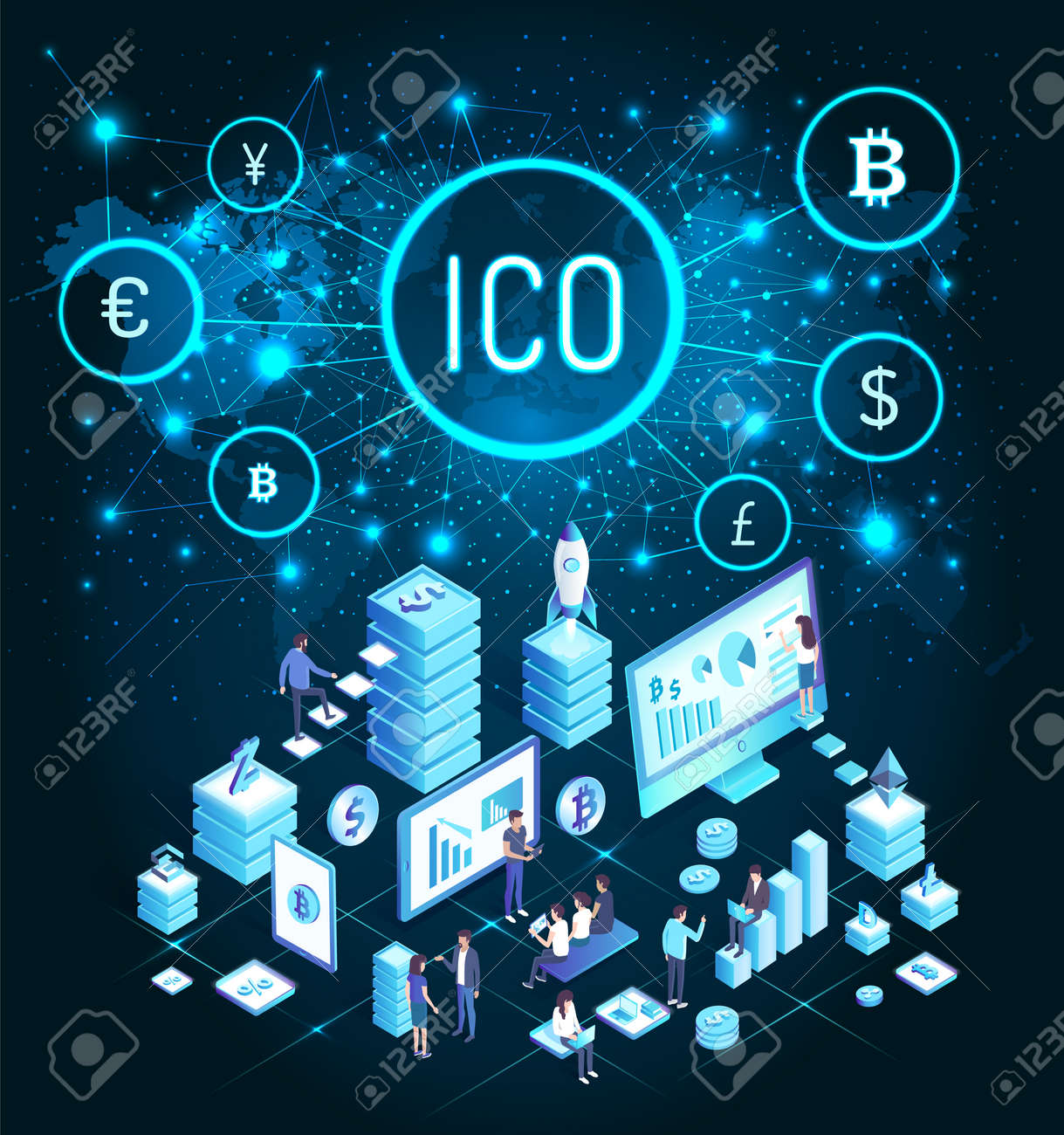 what is a cryptocurrency ico