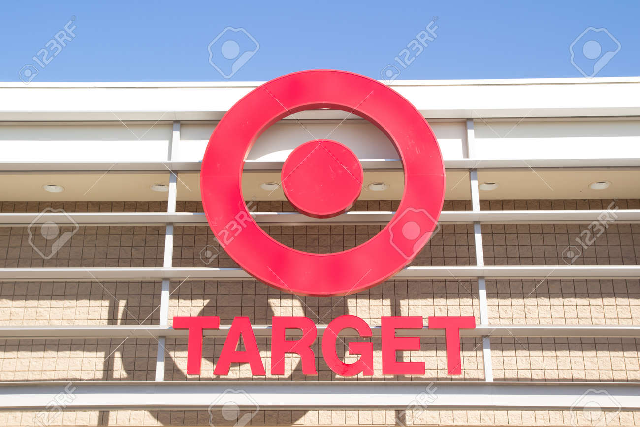 Jacksonville Fl March 1 2014 A Target Emblem At A Store In
