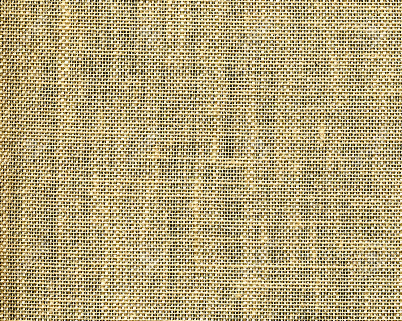 Magnified Detail Of Burlap Textile Sample Stock Photo, Picture And ...