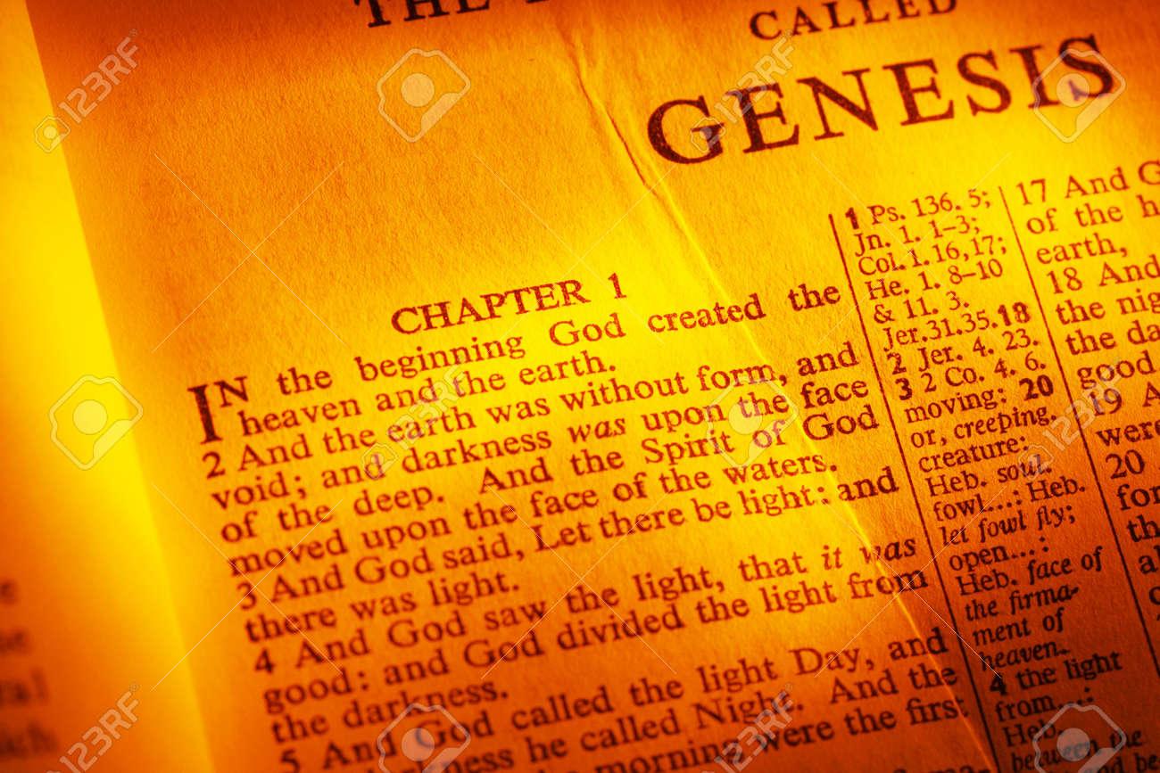 Genesis Bible