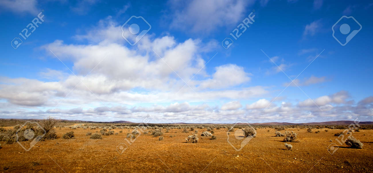 New South Wales Landschaft Western New South Wales