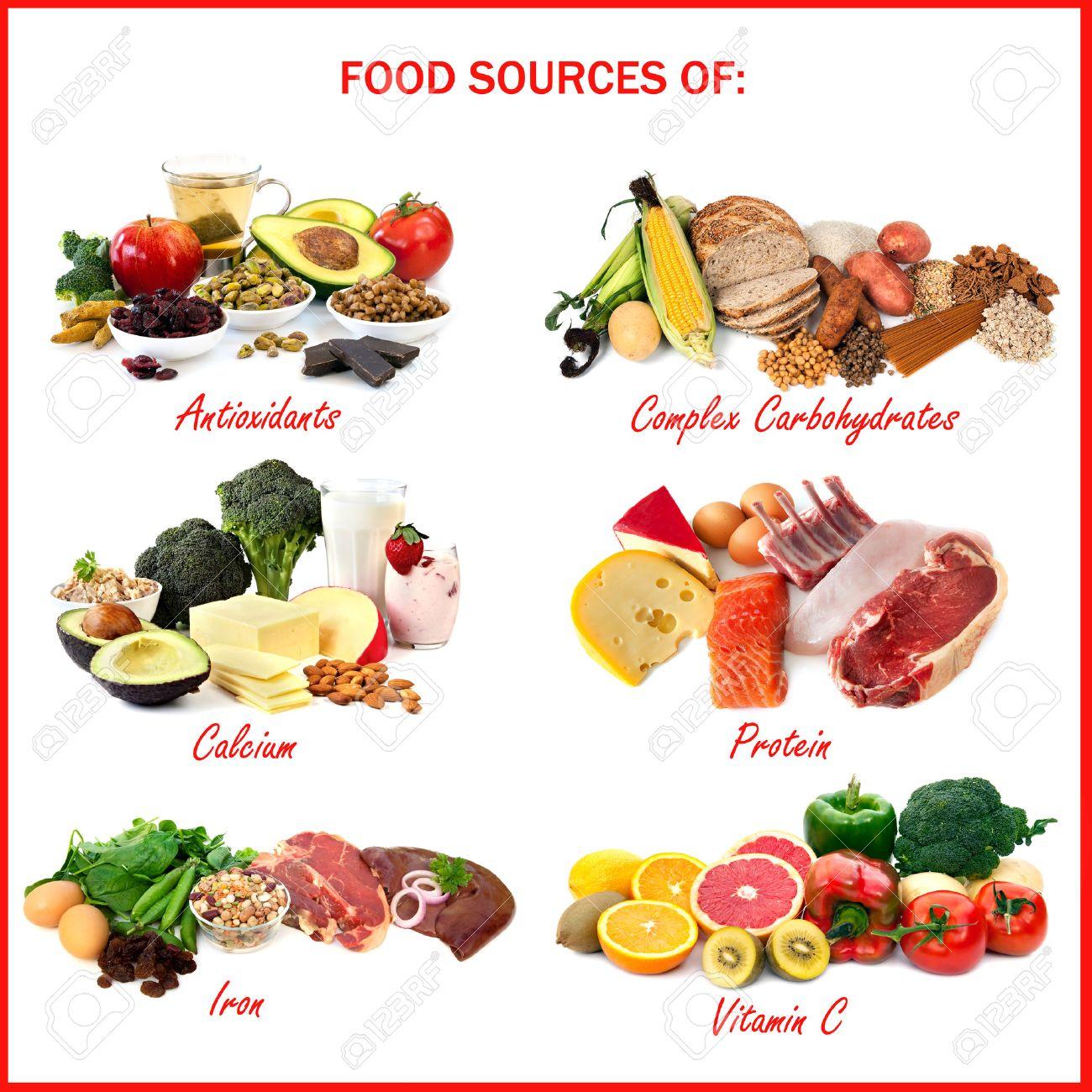alimentos con vitamina c y calcio