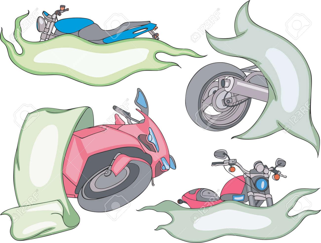 Ziemlich Motorrad Vorlage Zeitgenössisch - Beispielzusammenfassung ...