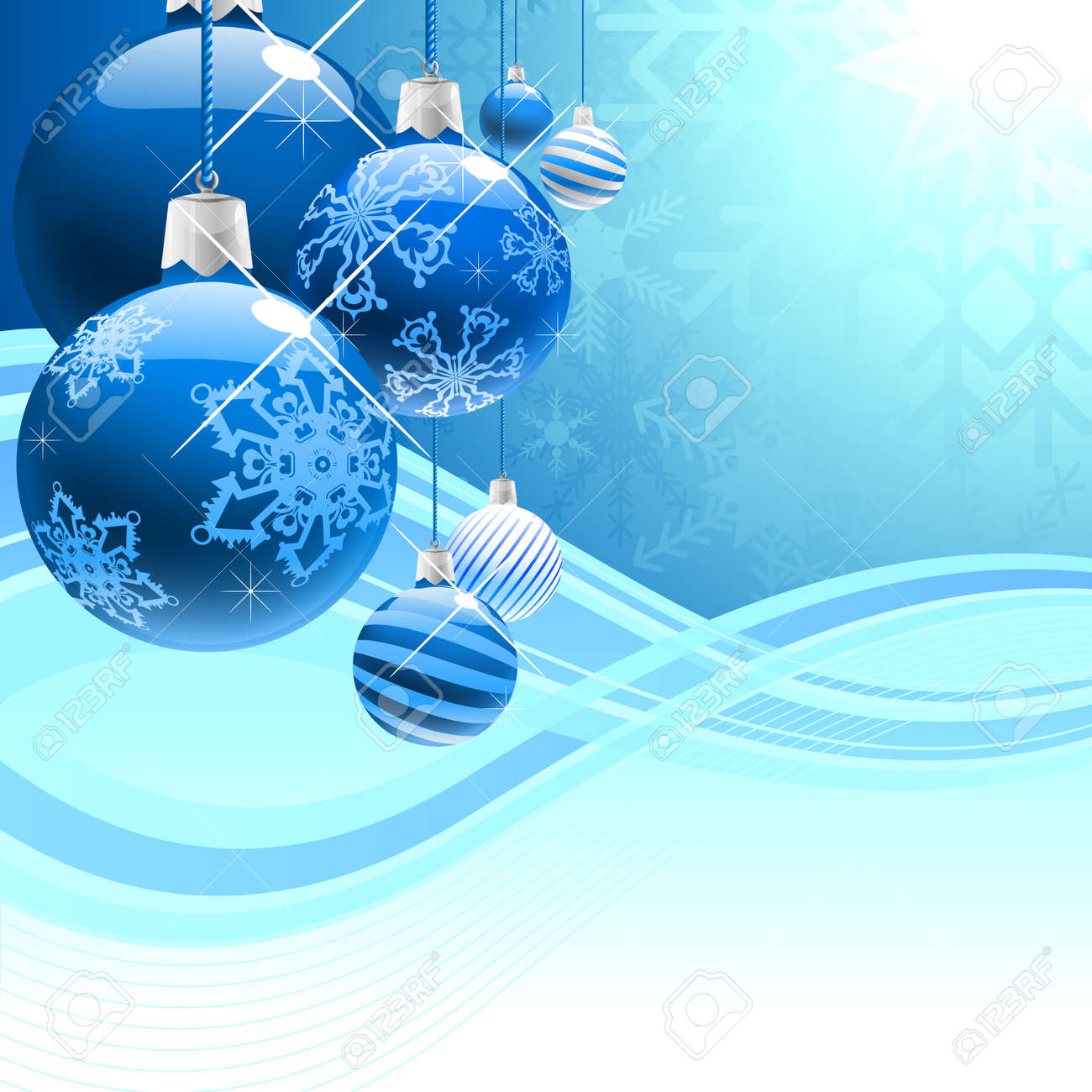 christmas background Stock Vector - 8058999