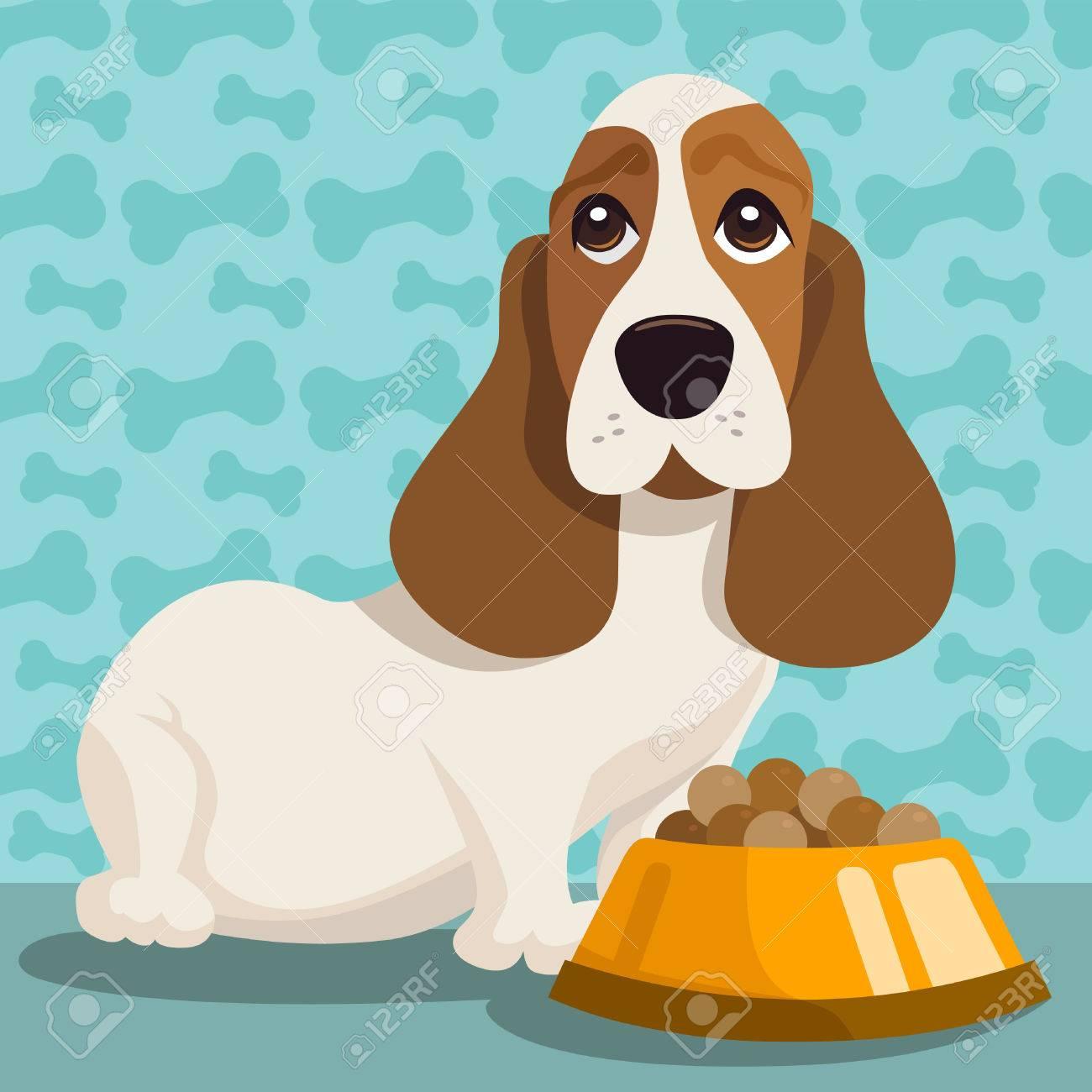 dog illustration Stock Vector - 8352841