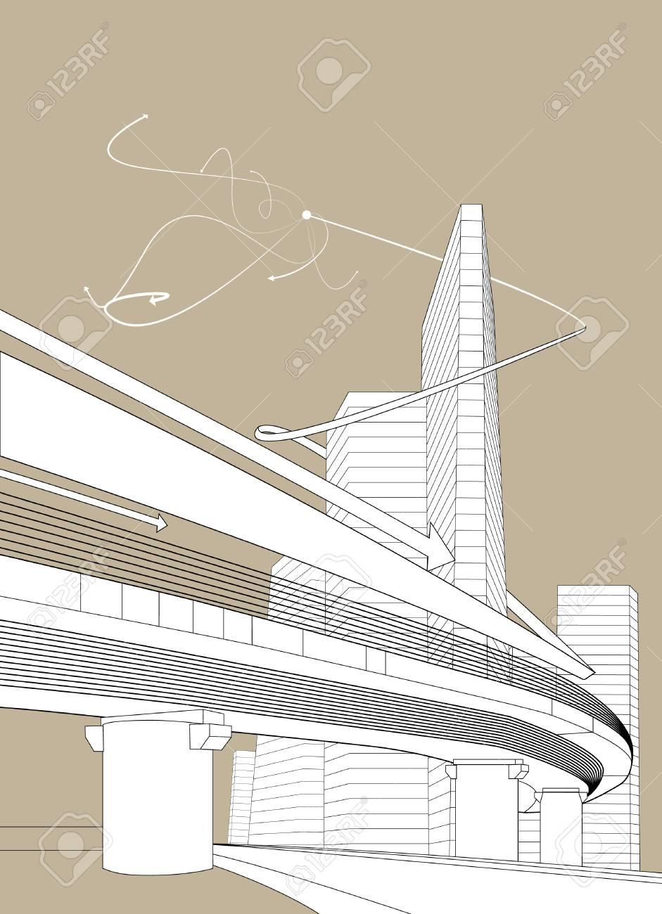 building design Stock Vector - 8623182