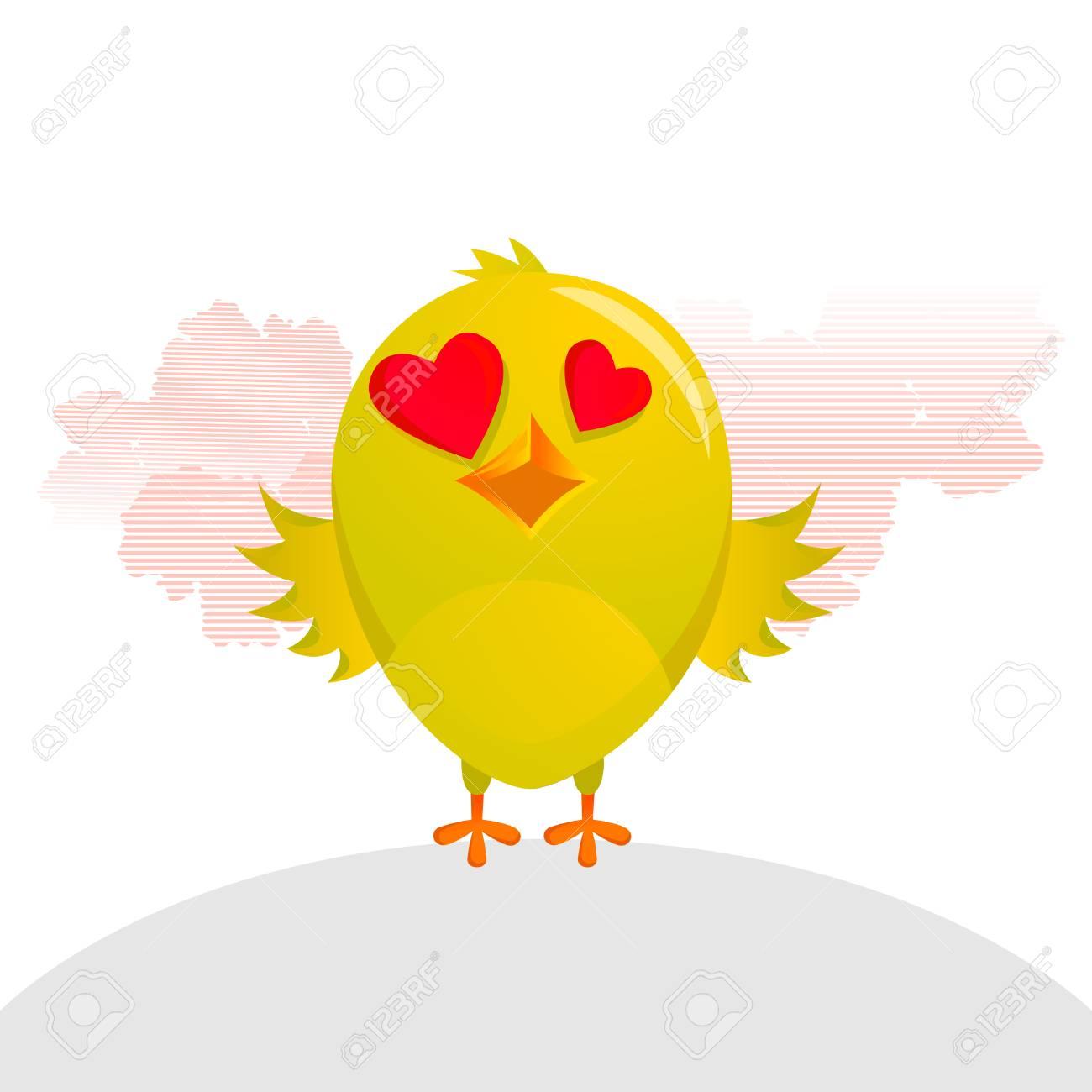 love bird Stock Vector - 8817551