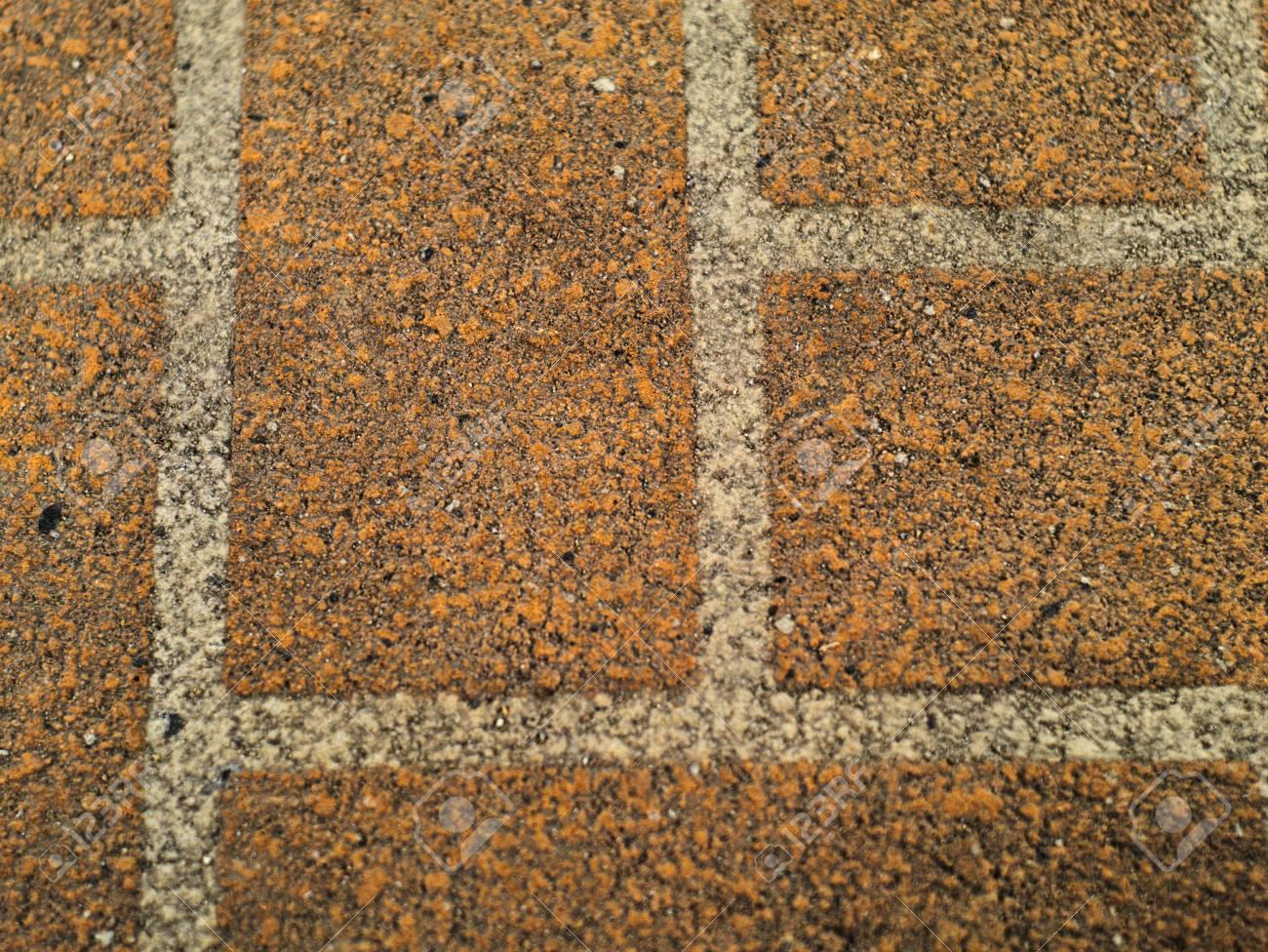 Immagini stock marrone pavimento di piastrelle di marmo con il