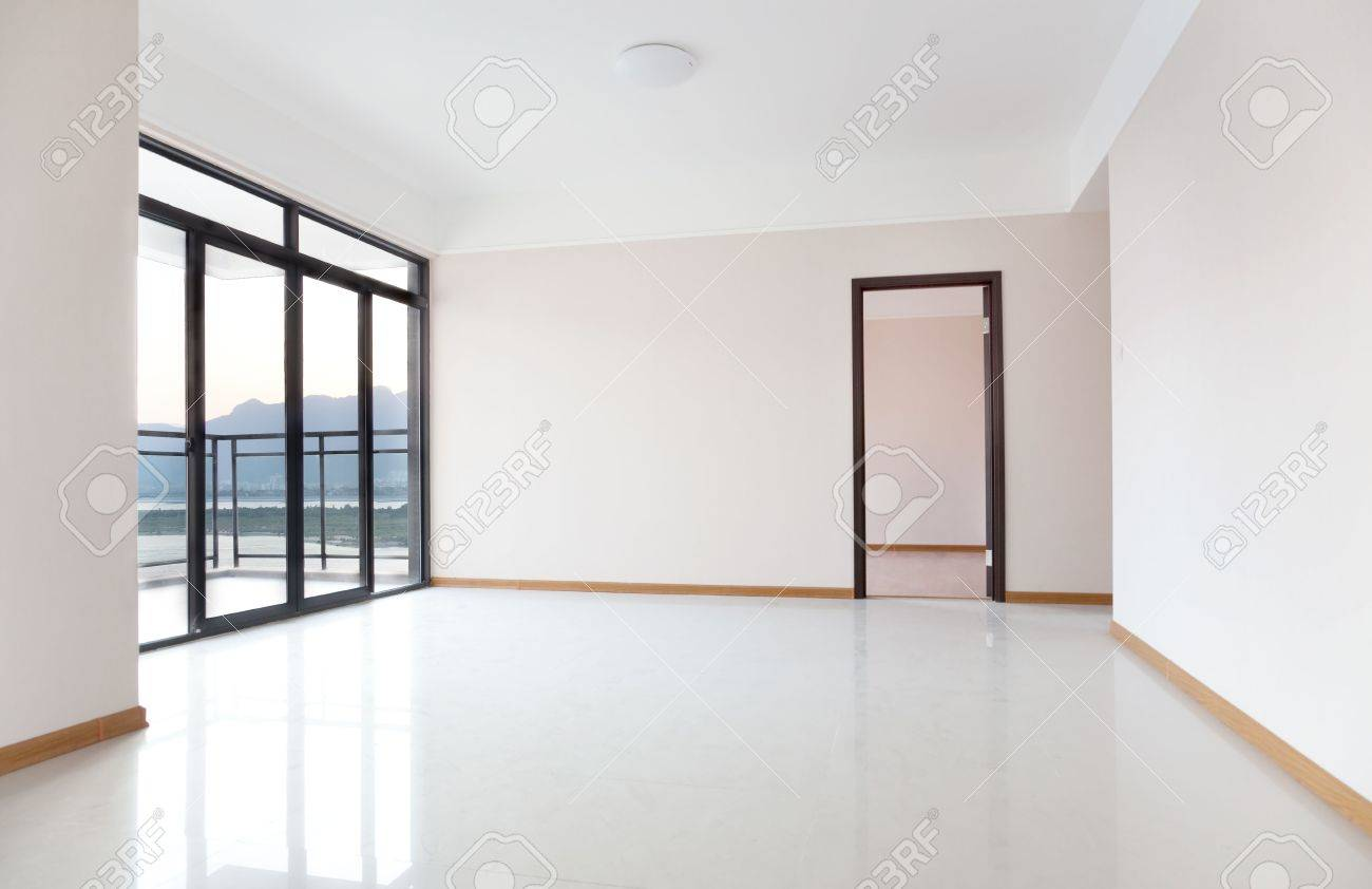 New family room ready for new homeowners in China. Stock Photo - 5681339